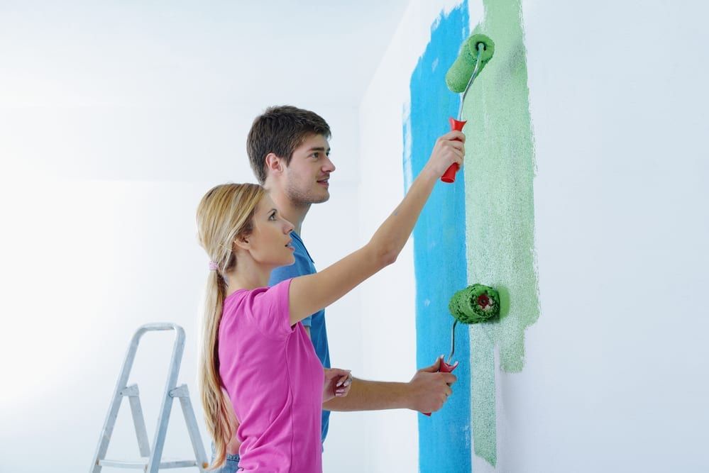 The Importance Of Minimizing VOCs When Painting Your Home