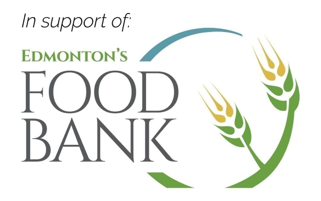 Help Us Support Edmonton's Food Bank This Holiday Season!