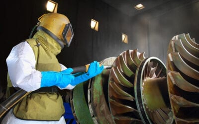 Analyzing The Risks Involved With Abrasive Blasting